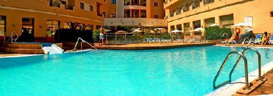 Hotel costa narejos updated 2017 reviews price for Piscina los alcazares