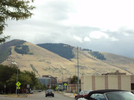 Red Lion Inn & Suites Missoula: Near the Hotel