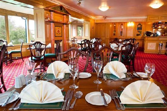 Damson Dene Hotel: The Dining Room at The Damson Dene