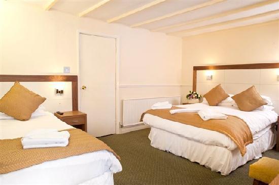 Damson Dene Hotel: Family Bedroom