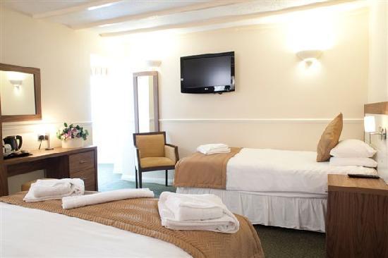 Damson Dene Hotel: Family Bedroom 2