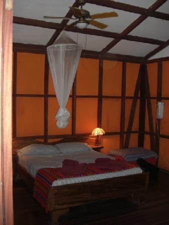 Cabinas Punta Uva: room