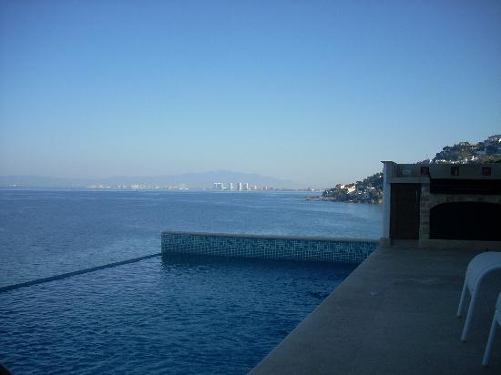 Villa Balboa: Infinity Pool