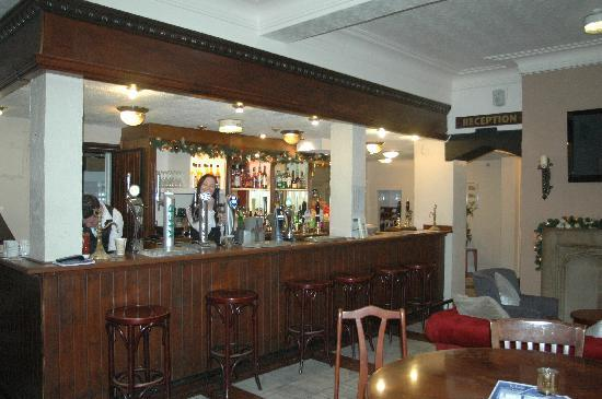 Mitre Hotel: Our Bar