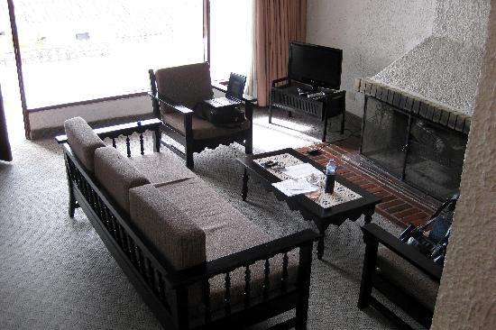 D'Acosta Hotel Sochagota: Cabana's living room