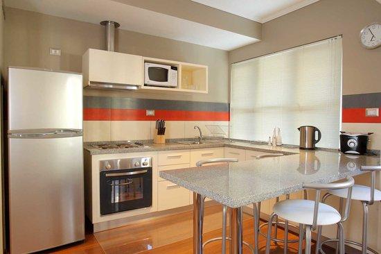 Lastarria 43/61: Two Bedroom Apartment - Kitchen