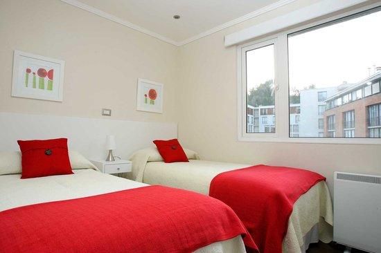 Lastarria 43/61: Duplex Apartment - Bedroom