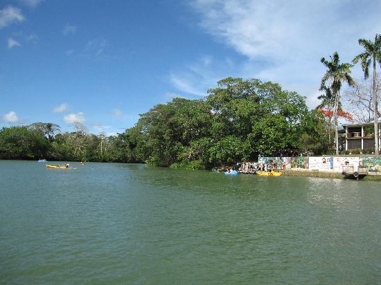 Black Orchid Resort: Belize River