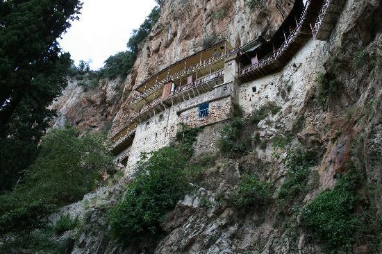 Trikolonion Country : Prodromos Monastery