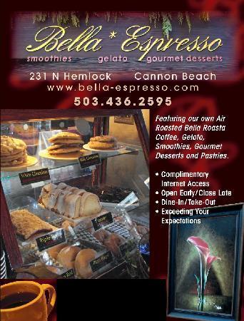 Bella Espresso : Visit us!