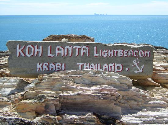 Chaw Ka Cher Tropicana Lanta Resort: am Leuchtturm an der Südspitze der Insel