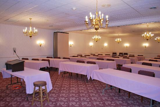 Quality Inn and Suites Lantern Lodge: Meeting Room 1