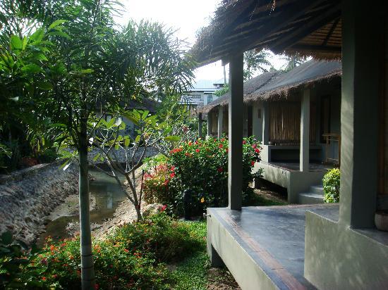 Hutcha Resort: hut cha