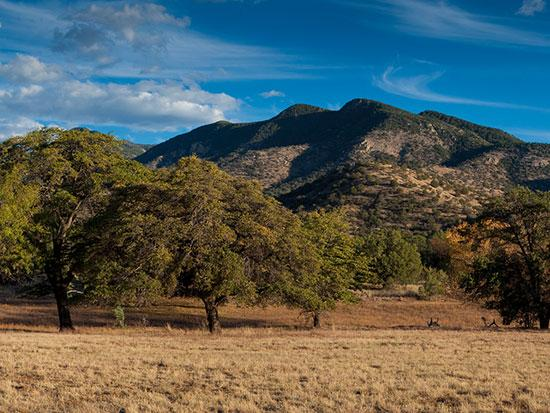 Sunglow Ranch - Arizona Guest Ranch and Resort: Chiricahua Mountains in southeastern Arizona