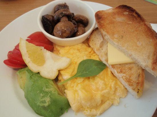 Bills Darlinghurst : scrambled eggs