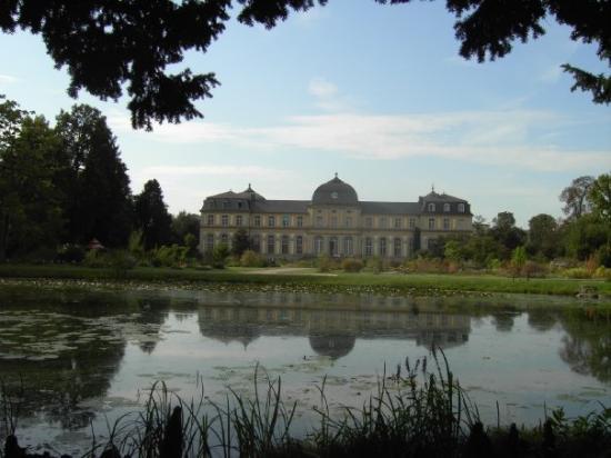 Poppelsdorf Palace : Poppelsdorfer Schloss