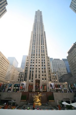 general electric building new york city top tips before you go with photos tripadvisor - General Electric