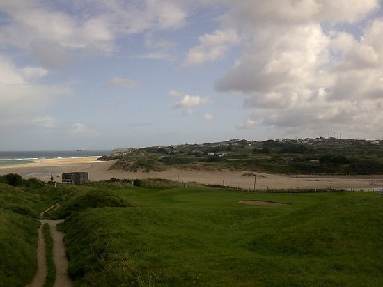 Hayle, UK: pillbox