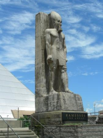 Ramses The Great Memphis Tn Picture Of Pyramid Arena
