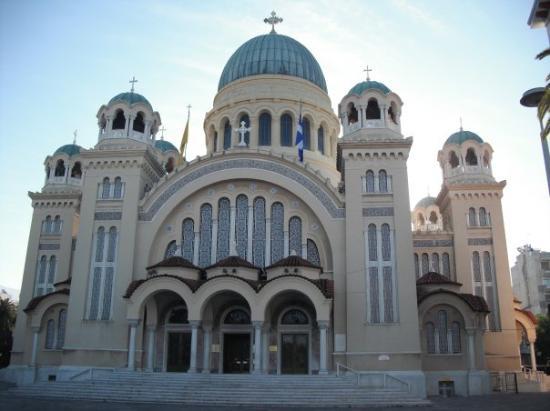 Patras, Greece: Igreja de Patra