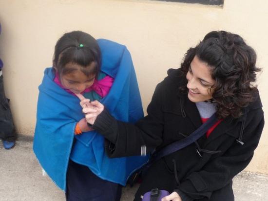 Riobamba, Ecuador: Comunidades Indígenas de Guamote...