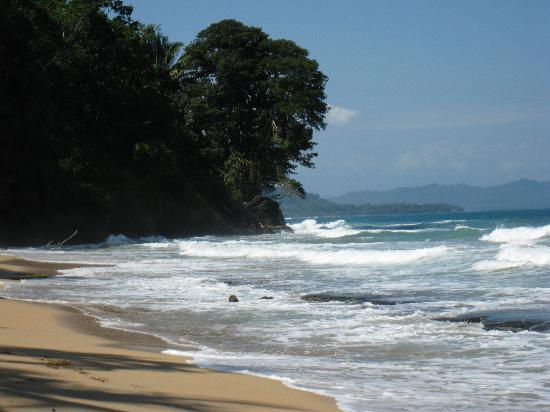 Hotel Banana Azul: Punta Uva, about 15 minutes by car