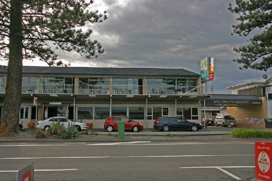 Quality Inn Napier Travel: Quality Inn, Napier, New  Zealand