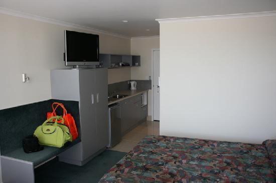 Quality Inn Napier Travel : Room