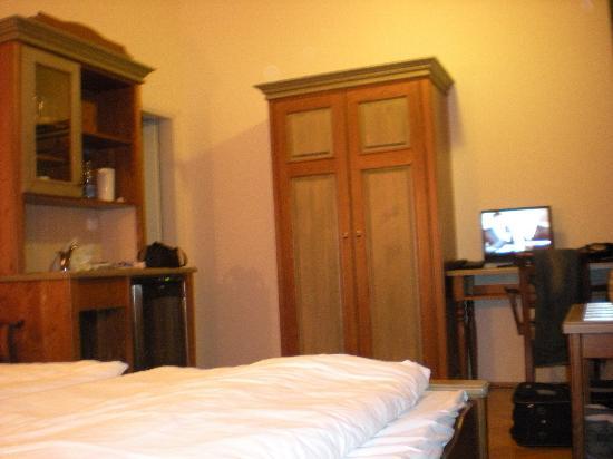 Winston Churchill Hotel: Camera