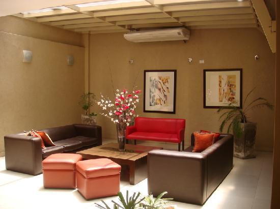 Hotel Cordon del Plata: Lobby