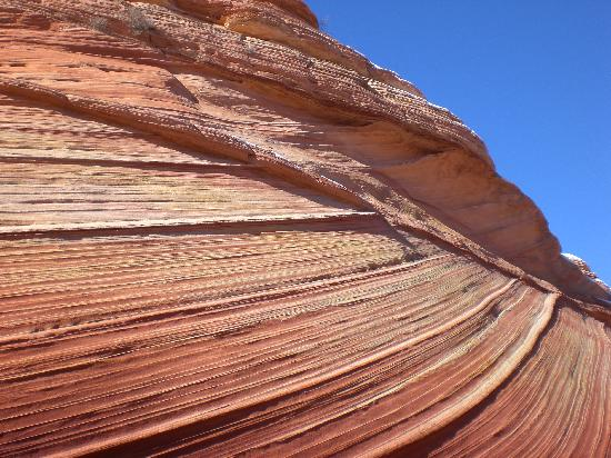 "Sun-n-Sand Motel: We were in Kanab to hike ""The Wave!"" Wow!"