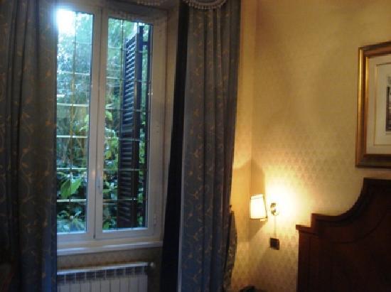 Vatican Garden Inn: A room with a view
