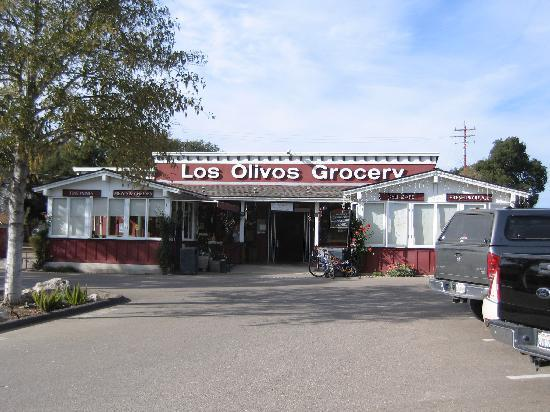 Ballard Inn: Grocery- Great Sandwiches