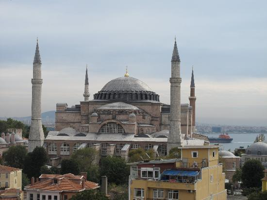 Adamar Hotel: View from the Rooftop