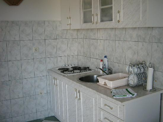 Vila Duga : Kitchen