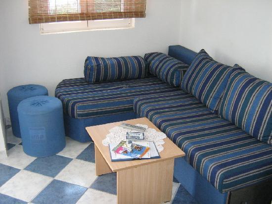 Vila Duga : Living room
