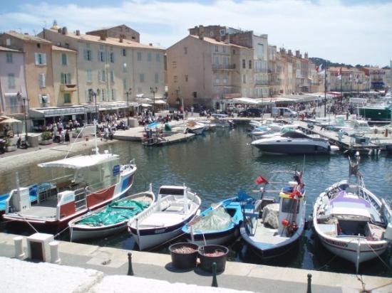 Saint-Tropez, Frankreich: St Tropez, juuni 2009
