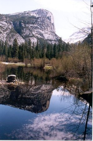 San Andreas, CA: Mirror Lake
