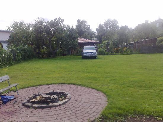 Valentina 15: Backyard