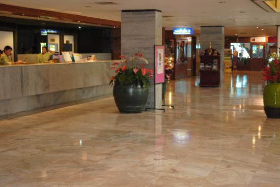Wang Tai Hotel: reception