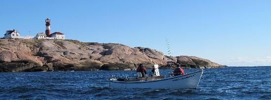 Tregde, Norway: Fishing and boat trips