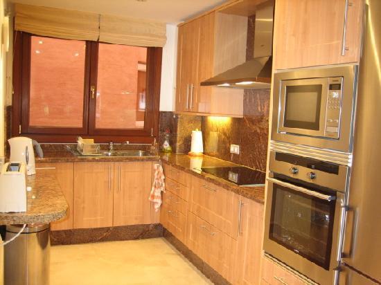 Mar Azul Resort Estepona : E5 Kitchen