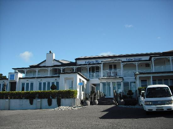 Hilton Lake Taupo: Original building