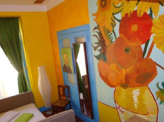 Artbeat Rooms: Van Gogh room