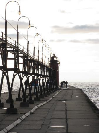 South Haven Lighthouses 사진