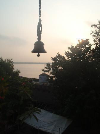 Hotel Ganges View: View from room