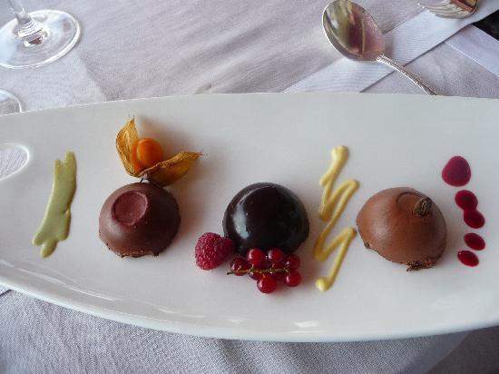 Grand Hotel Villa Serbelloni: chocolate delight