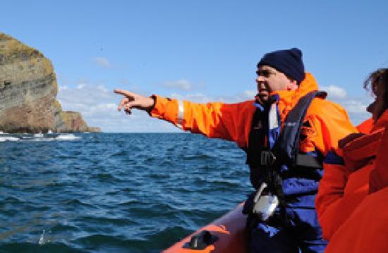 Caithness Seacoast: Willie the Skipper