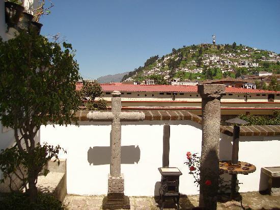 Hotel Casa San Marcos: El Panecillo