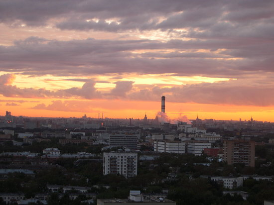 Moscow, Russia: Periferia